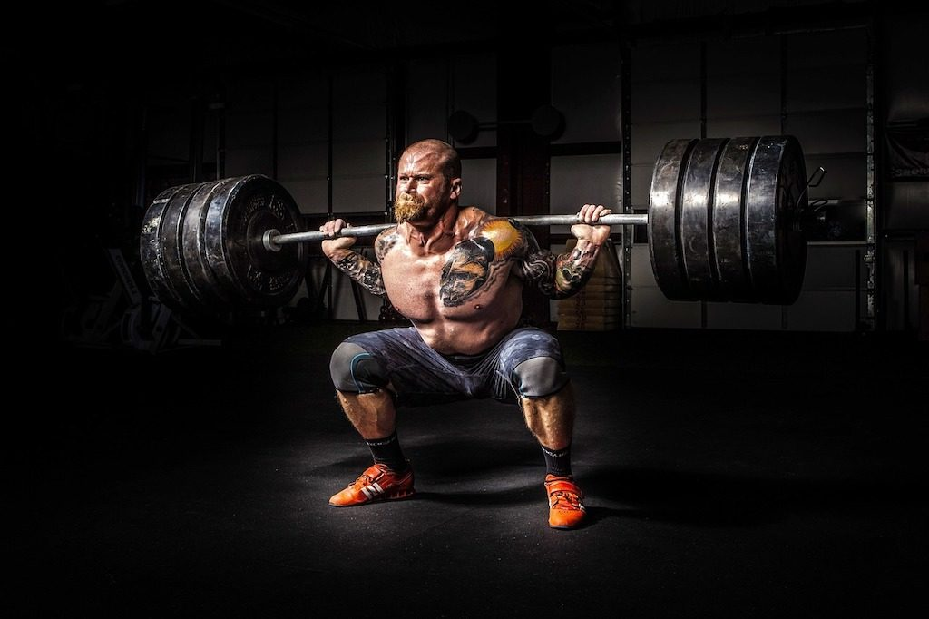 Bodybuilding-Powerlifting